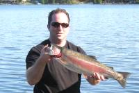 Watch Lake is one of the South Cariboo's top fishing lakes